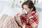Bài thuốc dân gian trị bệnh khi trời trở lạnh