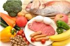 Thực phẩm cần thiết cho trẻ