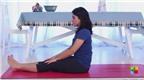 3 tư thế yoga giúp giảm đau đầu