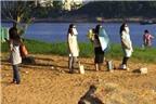 Phụ nữ đổ xô nhìn mặt trời để... giảm cân