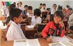 Khuyến khích dạy song ngữ tiếng Anh với môn Toán trong nhà trường
