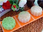 Cách làm bánh dẻo nhân cốm thơm lừng hấp dẫn