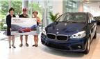 Lộ diện người may mắn trúng thưởng BMW bạc tỷ