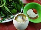 Trứng vịt lộn bổ dưỡng đến đâu?