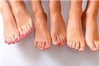 Bàn chân nói gì về sức khỏe?