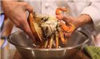 Cách lấy thịt cua biển nhanh gọn nhất