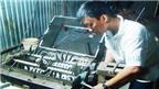 Chàng kỹ sư 9X đam mê sáng chế