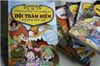 Cực lạ với bộ truyện tranh học tiếng Anh đến từ Hàn Quốc