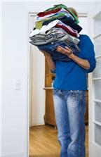 Bí quyết để ông xã tự nguyện đảm nhận việc giặt giũ