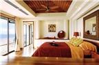 Phong thủy hóa giải phòng ngủ có nhiều tường kính