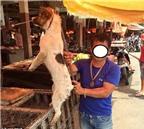 Kinh hoàng với cách làm thịt chó truyền thống tại Indonesia