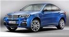 BMW công bố những bức ảnh đầu tiên của SUV X4 M40i