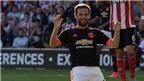 Juan Mata: 'Chúng tôi đã quen với phương pháp huấn luyện của Van Gaal'