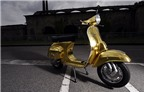 'Siêu xe' dát vàng Vespa Polini
