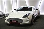 """Aston Martin One-77 trắng 'tinh khôi"""" bản giới hạn siêu độc"""
