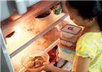 Đồ ăn nấu chín bảo quản trong tủ lạnh dễ gây ung thư