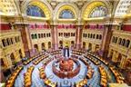 """Kiến trúc đẹp """"không tưởng"""" của những thư viện nổi tiếng thế giới"""