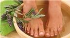 Mẹo chống nứt gót chân tự nhiên