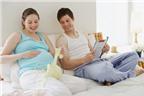 7 việc thiết thực chồng đảm nên làm trước khi vợ lâm bồn.