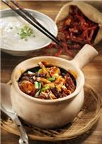 Bí quyết nấu cháo ếch Singapore ngon như nhà hàng