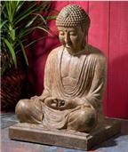 Bày tượng Phật theo phong thủy để xua điềm dữ và đón vận may