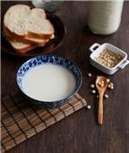Cách làm sữa đậu nành mát ngậy