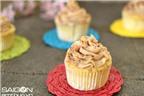 Bật mí cách làm cupcake Tiramisu thơm ngon đẹp mắt