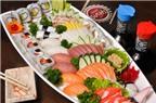 Những người tuyệt đối không nên ăn sushi
