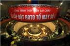 Lắp đặt thành công rotor tổ máy 1 Thủy điện Lai Châu