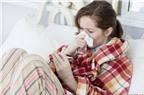Những bí quyết đơn giản phòng bệnh cảm lạnh