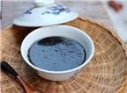 Cách nấu chè mè đen sắn dây đẹp da, tốt cho sức khỏe