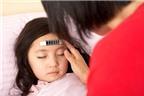 Dấu hiệu nhận biết trẻ bị sốt virut