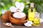 26 mẹo tuyệt vời từ dầu dừa cho phái đẹp