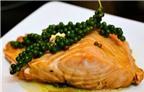 4 món ăn cực ngon khi chế biến cùng hạt tiêu xanh