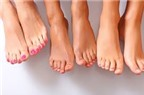 Bàn chân nói gì về sức khỏe của bạn?