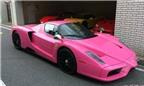 Siêu xe Ferrari Enzo màu 'độc' nữ tính tại Nhật
