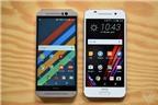 Khác biệt nào giữa HTC One A9 và One M9?