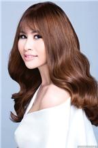 4 kiểu tóc đẹp cho nàng mặt tròn