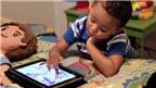 Khoa học chứng minh trẻ dùng smartphone, máy tính bảng sớm không hẳn là có hại