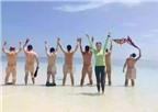 Chụp ảnh nude trên bãi biển Malaysia: Khách du lịch bị bắt