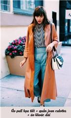Những cách mặc đẹp chỉ cần học theo cũng đủ sành điệu