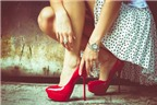 Hiểm họa khôn lường từ giày cao gót