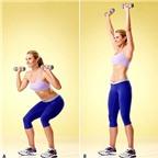 Một số bài tập giảm cân hiệu quả