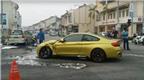 Toyota Avanza vượt đèn đỏ, hạ gục BMW M4