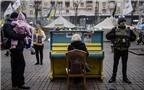 Điều kỳ diệu từ cây đàn dương cầm đặt trên hè phố