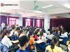 Hào hứng với lớp học tiếng Anh miễn phí cho dân Tài chính - Kế toán