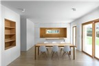 Thiết kế tường gấp thông minh cho căn hộ sang trọng