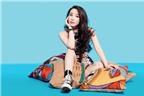 'Cá sấu chúa' Quỳnh Nga nghịch ngợm với phong cách Hàn Quốc