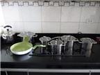 Cách tiết kiệm điện khi dùng bếp điện từ