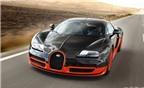 Chi phí khủng 'nuôi' siêu xe Bugatti Veyron